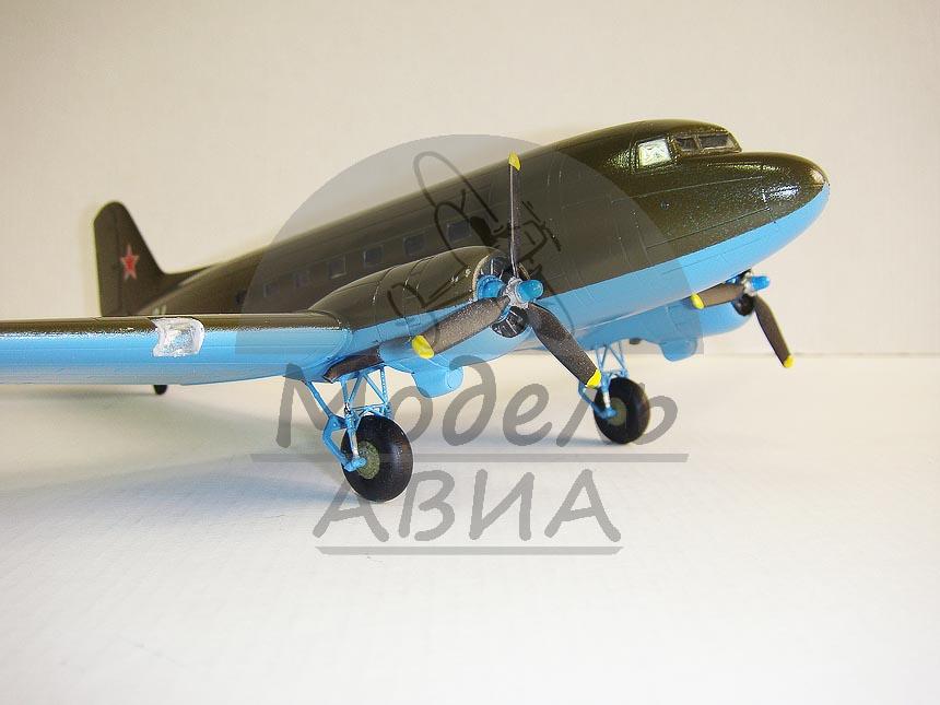 Фотография модели самолета ли 2